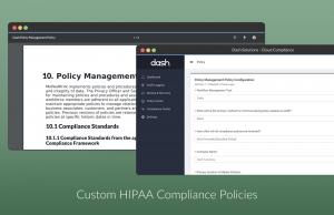 custom hipaa policies