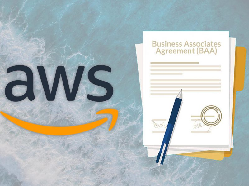 aws business associates agreement
