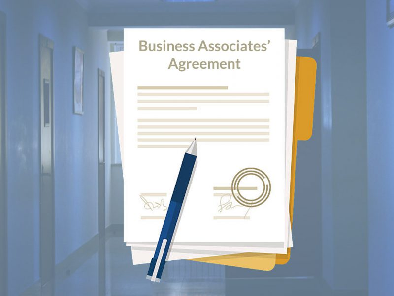 hipaa business associates agreement baa