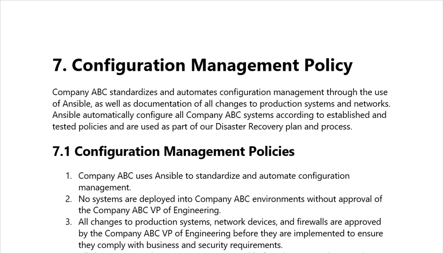 aws administrative policies