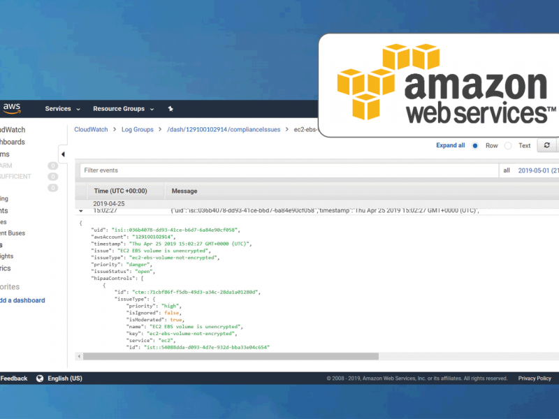aws audit logging