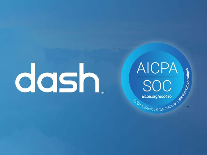 dash soc 2 cloud integration