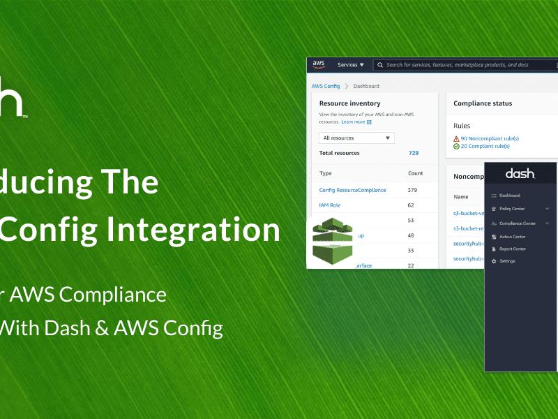 dash aws config integration